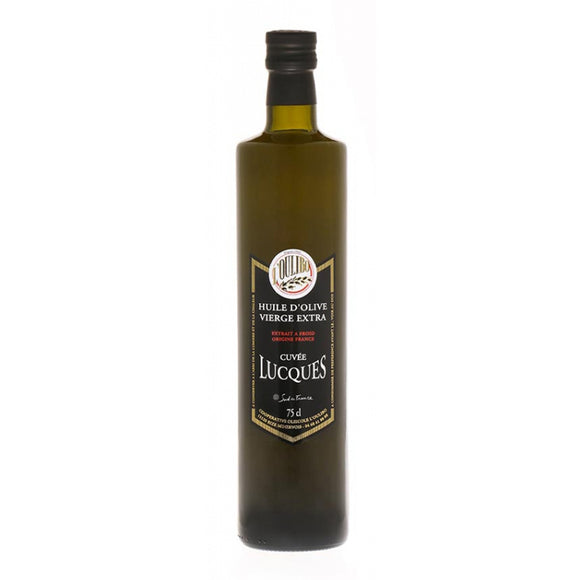Extra Virgin Lucques Olive Oil from Languedoc / 500ml. / L'Oulibo