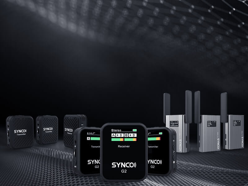 SYNCO Wireless Microphones