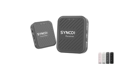 Professional Wireless Microphone SYNCO G1(A1)