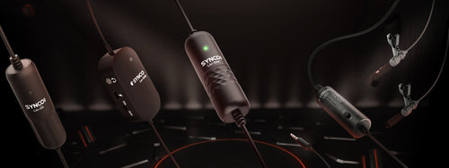 SYNCO S Series Lavalier Microphone