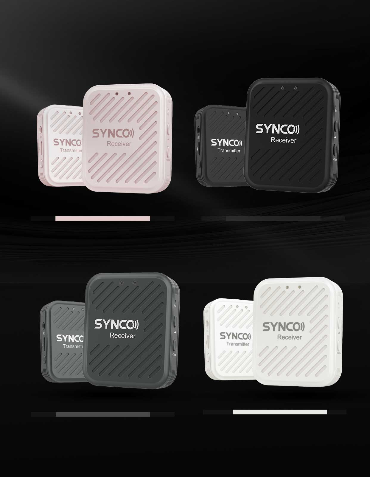 SYNCO G1(A1) More Colors to Experience More