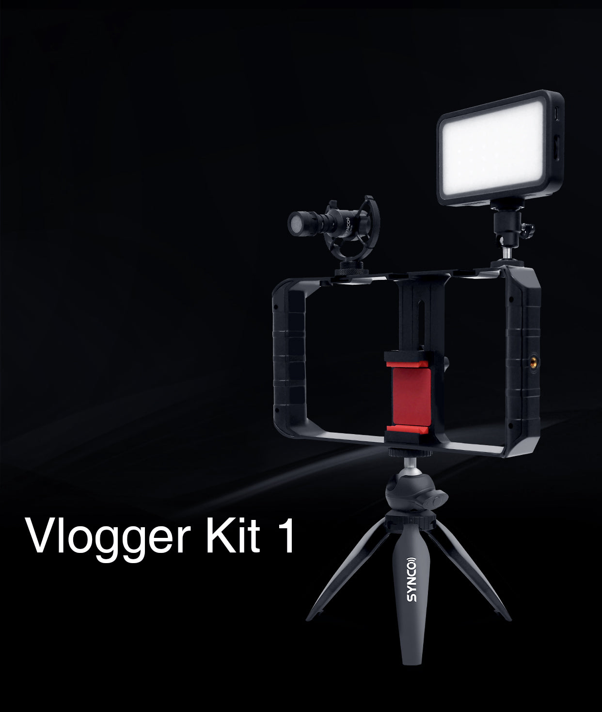 SYNCO Vlogger Kit 1