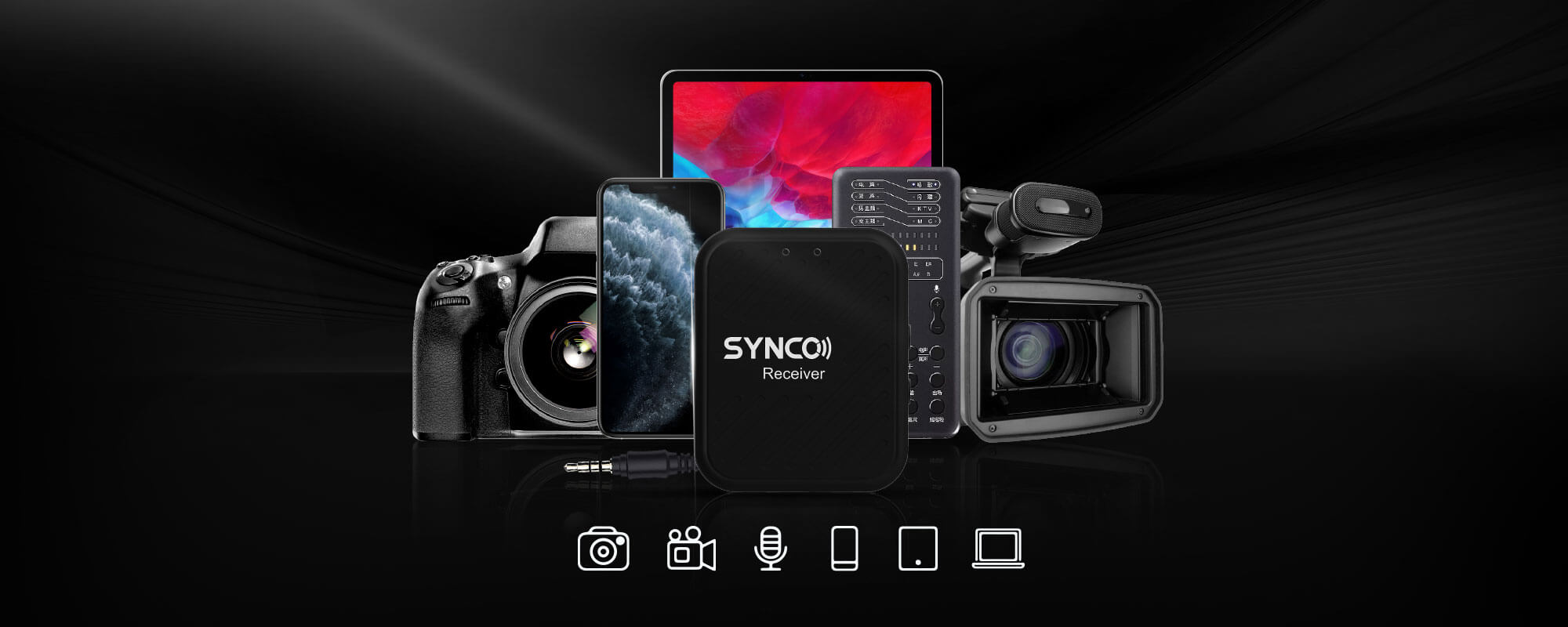 SYNCO G1(A1) Small Device with Strong Compatibility