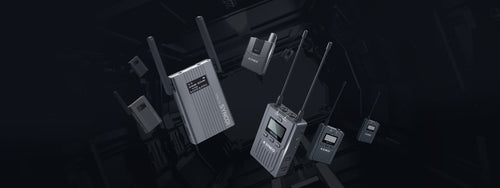 SYNCO T Series UHF Wireless Microphone