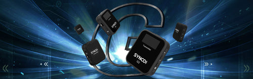 SYNCO G Series 2.4GHz Wireless Microphone