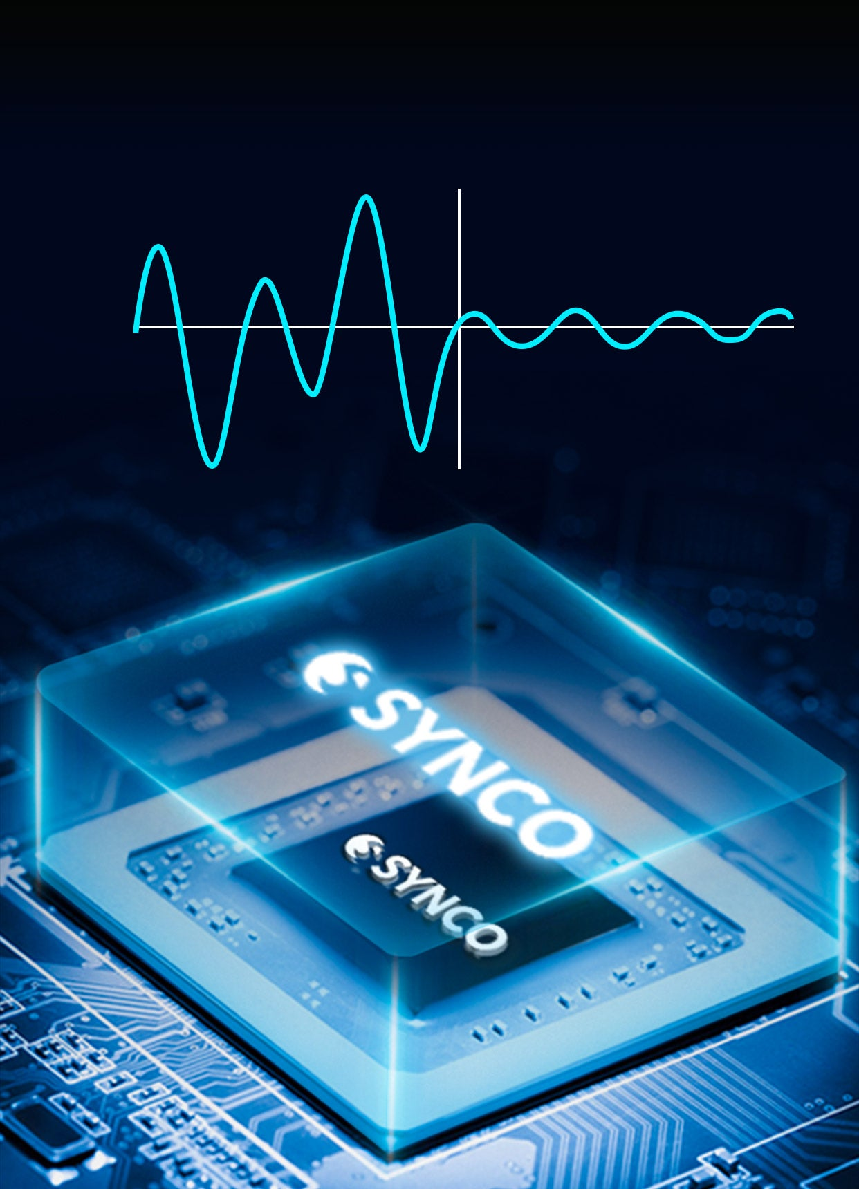 SYNCO Lav-S6P Specialized Sound Processing