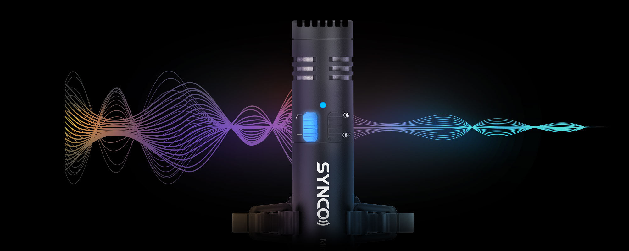 SYNCO Mic-M2S Sound Performance Ensured