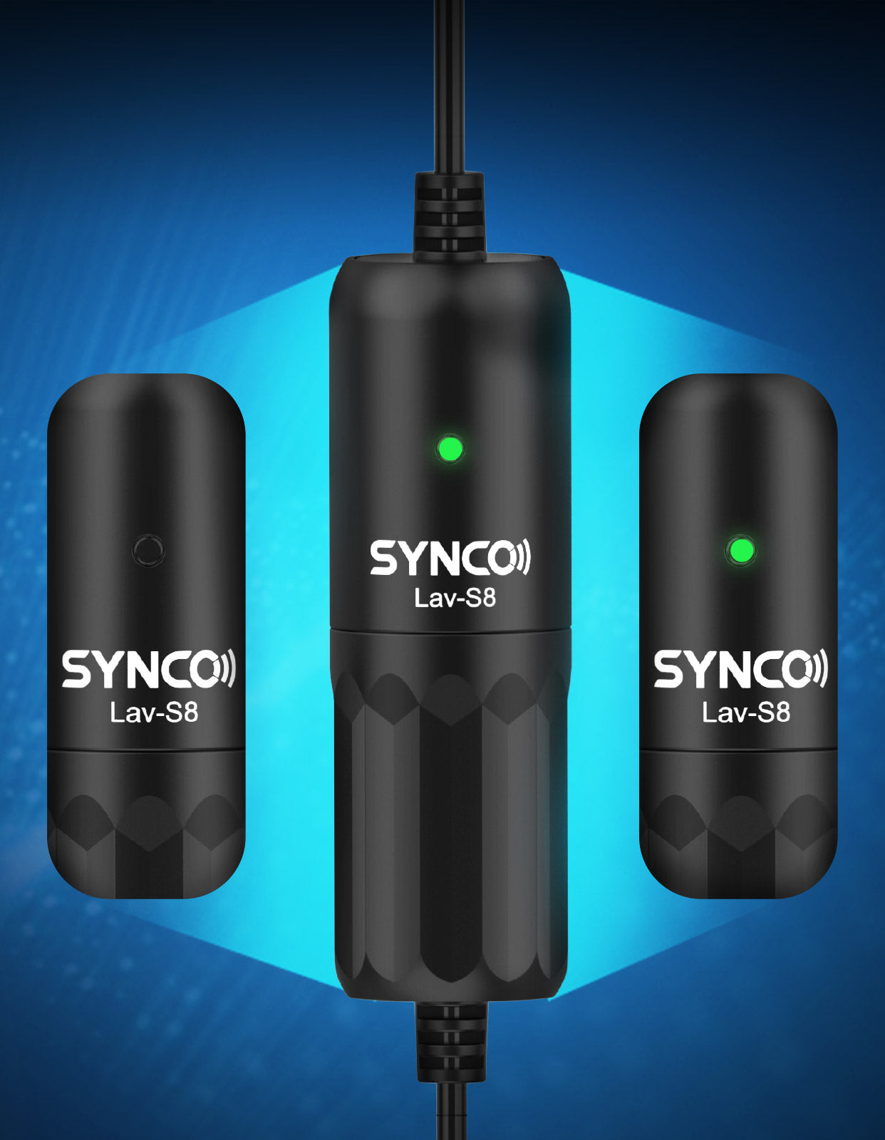 SYNCO Lav-S8 Working Condition Indicator