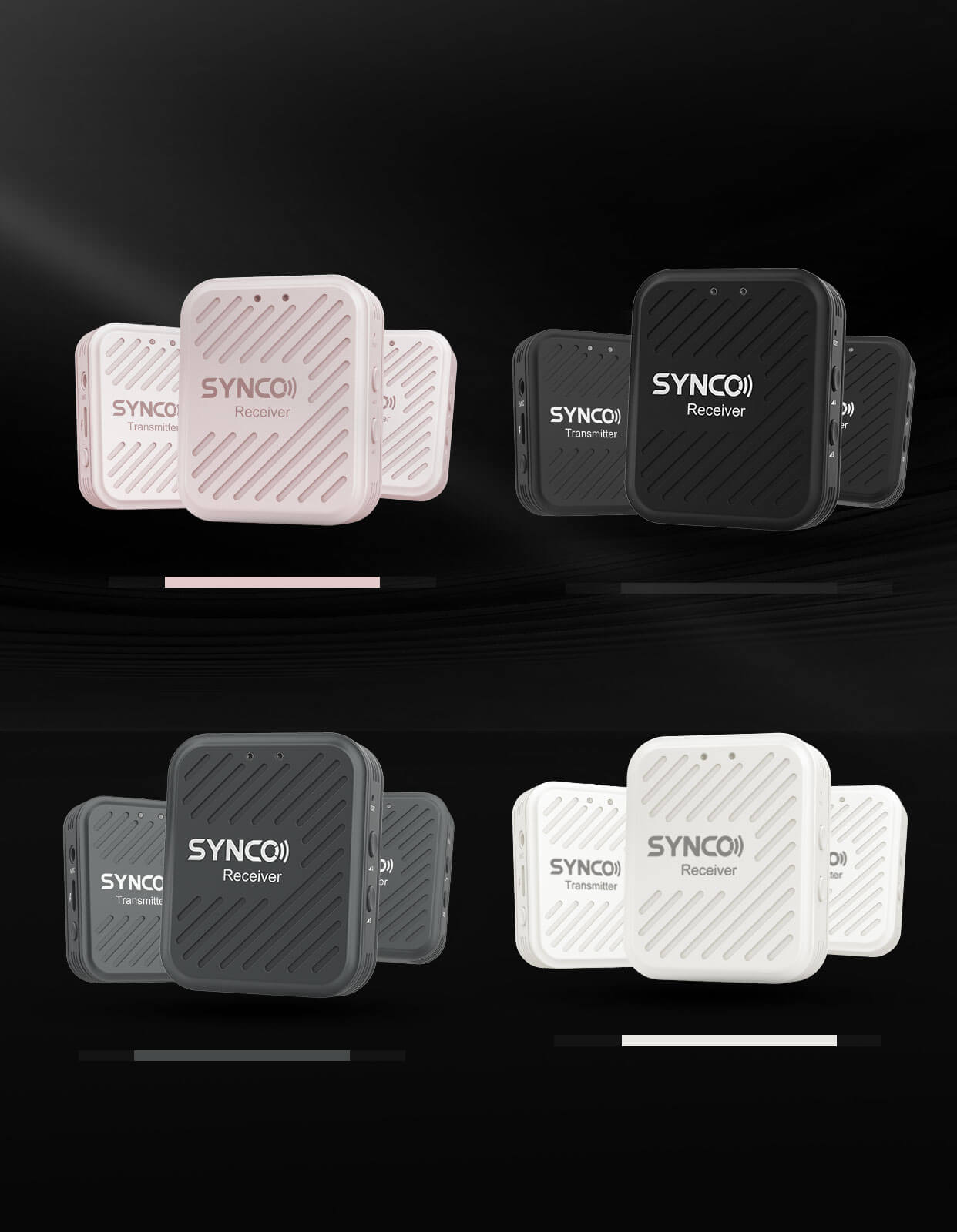SYNCO G1(A2) Four Colors for More Uses