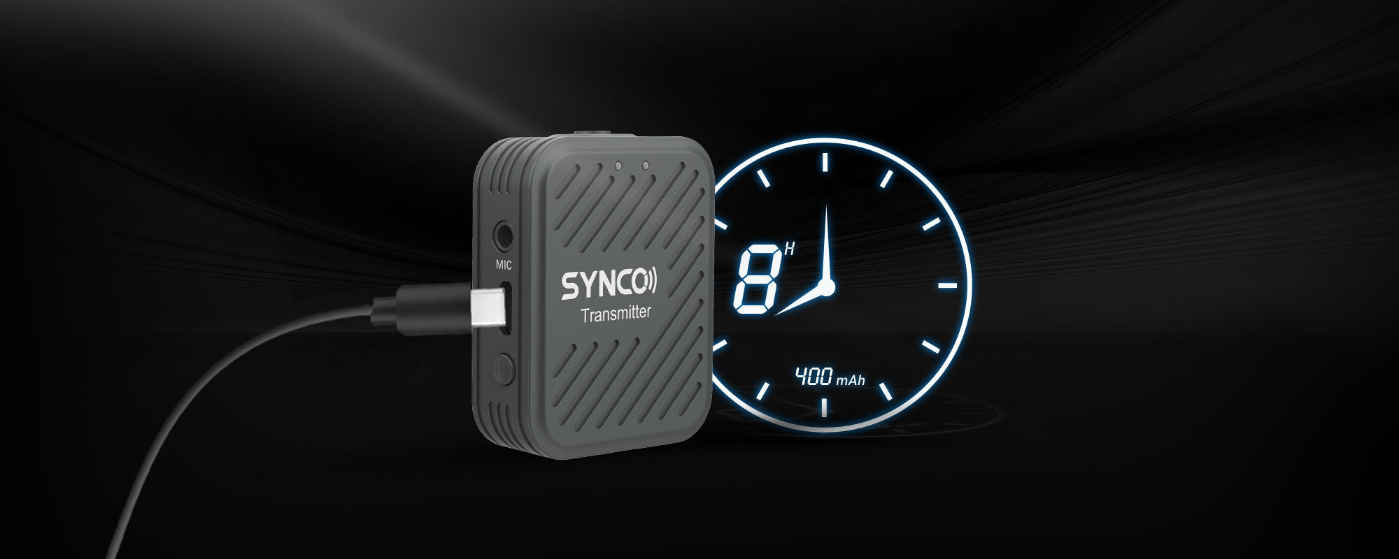 SYNCO G1(A1) Big Battery Capacity to Support All Day Long