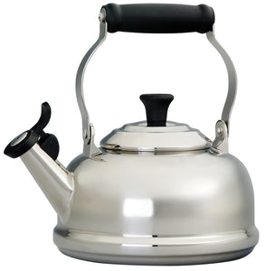 Le Creuset Classic Whistling Kettle - Stainless Steel