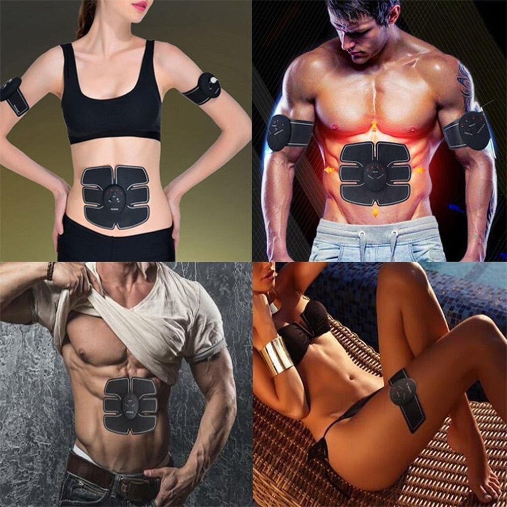 EMS Hip Muscle Stimulator Fitness Lifting Buttock Abdominal Trainer Weight loss Body Slimming Massage Dropshipping New Arrival - BrandsMafia LLC.