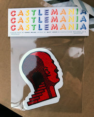 Castlemania Stickers