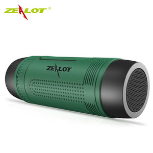 Open image in slideshow, Portable Bicycle Speaker
