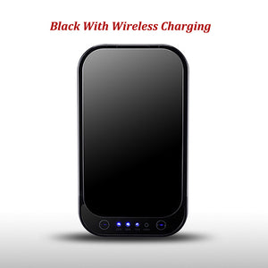 Open image in slideshow, COVID-FREE disinfection phone box/wireless charger