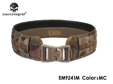 EmersonGear MF MOLLE Utility Battle Belt Multicam