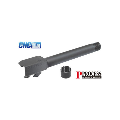 Guarder CNC Steel Threaded Outer Barrel for G17