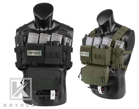 Krydex MK3 Lightweight Tactical Vest
