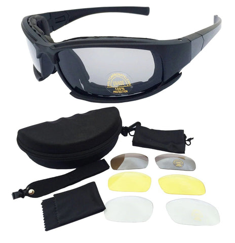 X7 Tactics Eye Protection
