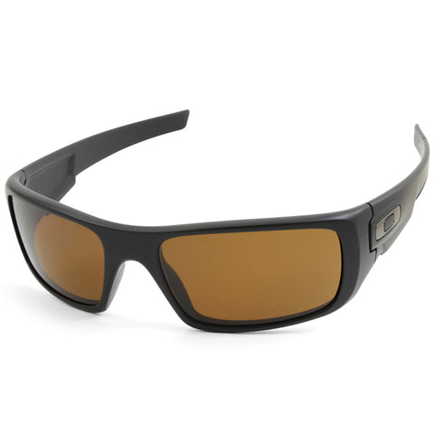 Oakley Crankshaft OO9239-03 Matte Black/Dark Bronze Men's Sport Sunglasses