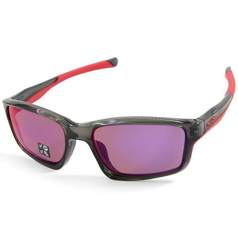 Oakley Chainlink OO9247-10 Grey Smoke/Red Iridium Polarised Men's Sunglasses