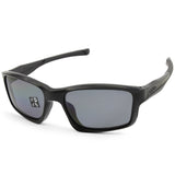 Oakley Chainlink OO9247-15 Matte Black/Grey Polarised Men's Sunglasses