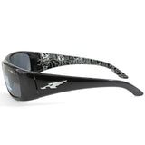 Arnette Quickdraw AN4178 214881 Polished Black/Grey Polarised Men's Sunglasses