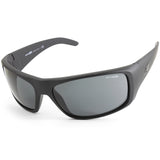 Arnette La Pistola AN4179 447/87 Matte Black/Grey Men's Sport Sunglasses