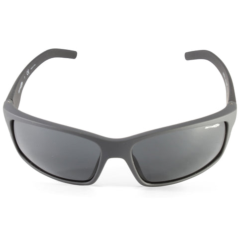 fcf08f0786 ... Arnette Fastball AN4202-04 2266 87 Matte Black Grey Men s Sunglasses ...