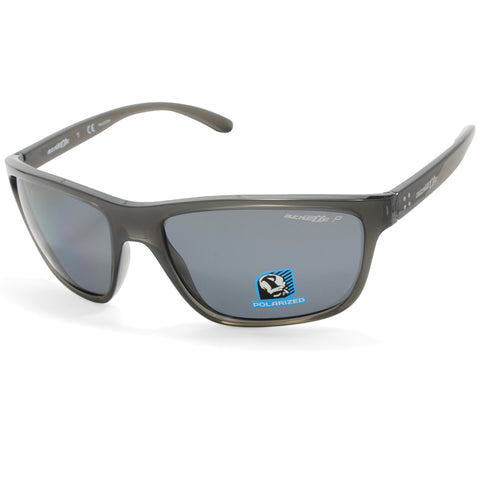 Arnette Booger AN4234 247381 Transparent Black/Grey Polarised Men's Sunglasses