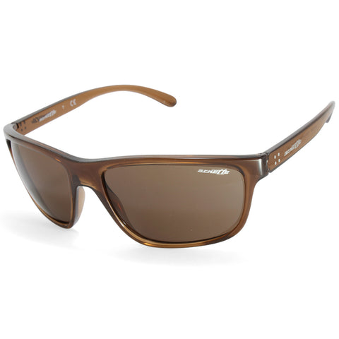 Arnette Booger AN4234 247473 Transparent Brown/Brown Men's Sunglasses