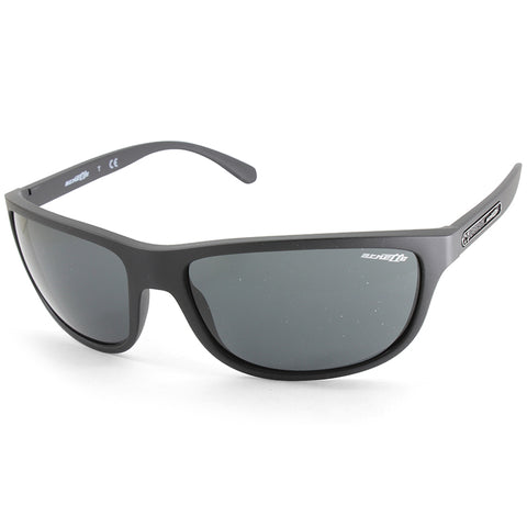Arnette AN4246 01/87 Grip Tape Matte Black/Grey Men's Sports Sunglasses
