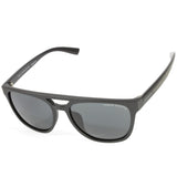 Armani Exchange AX4032F 814087 Matte Black/Grey Asian Fit Women's Sunglasses