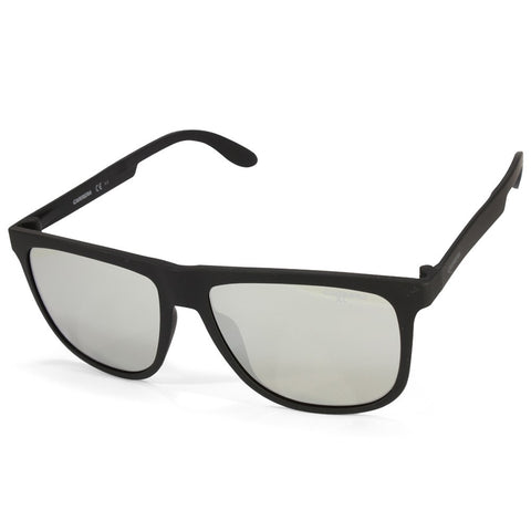 Carrera 5003/ST DL5/SS Matte Black/Silver Mirror Men's Sunglasses