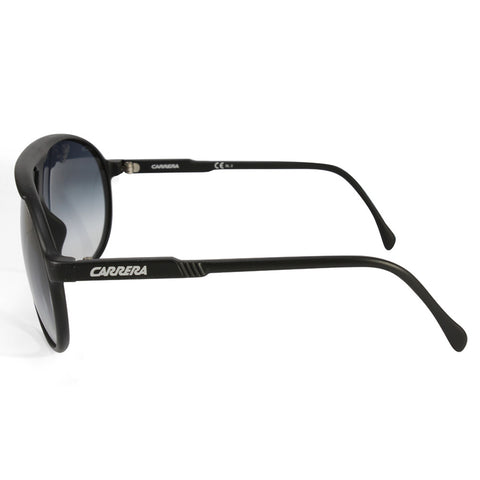 4c70ab5ef7 ... Carrera Champion DL5 JJ Matte Black Grey Gradient Unisex Aviator  Sunglasses ...