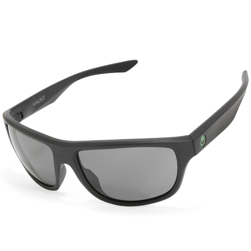 Dragon Haunt H2O 32742-002 Matte Black/Grey Men's Floatable Sunglasses