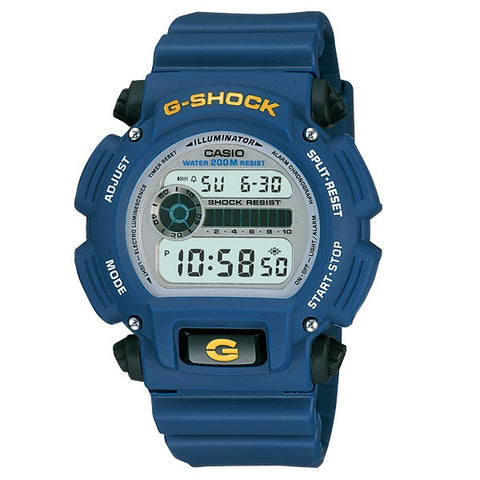Casio G-Shock DW-9052-2V Matte Blue Digital Men's Sports Watch