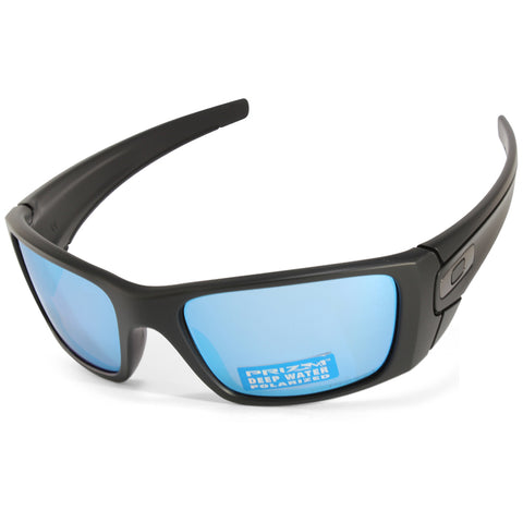 ee18b609200 Sale Oakley Fuel Cell OO9096-D8 Matte Black Prizm Deep H2O Polarised  Sunglasses