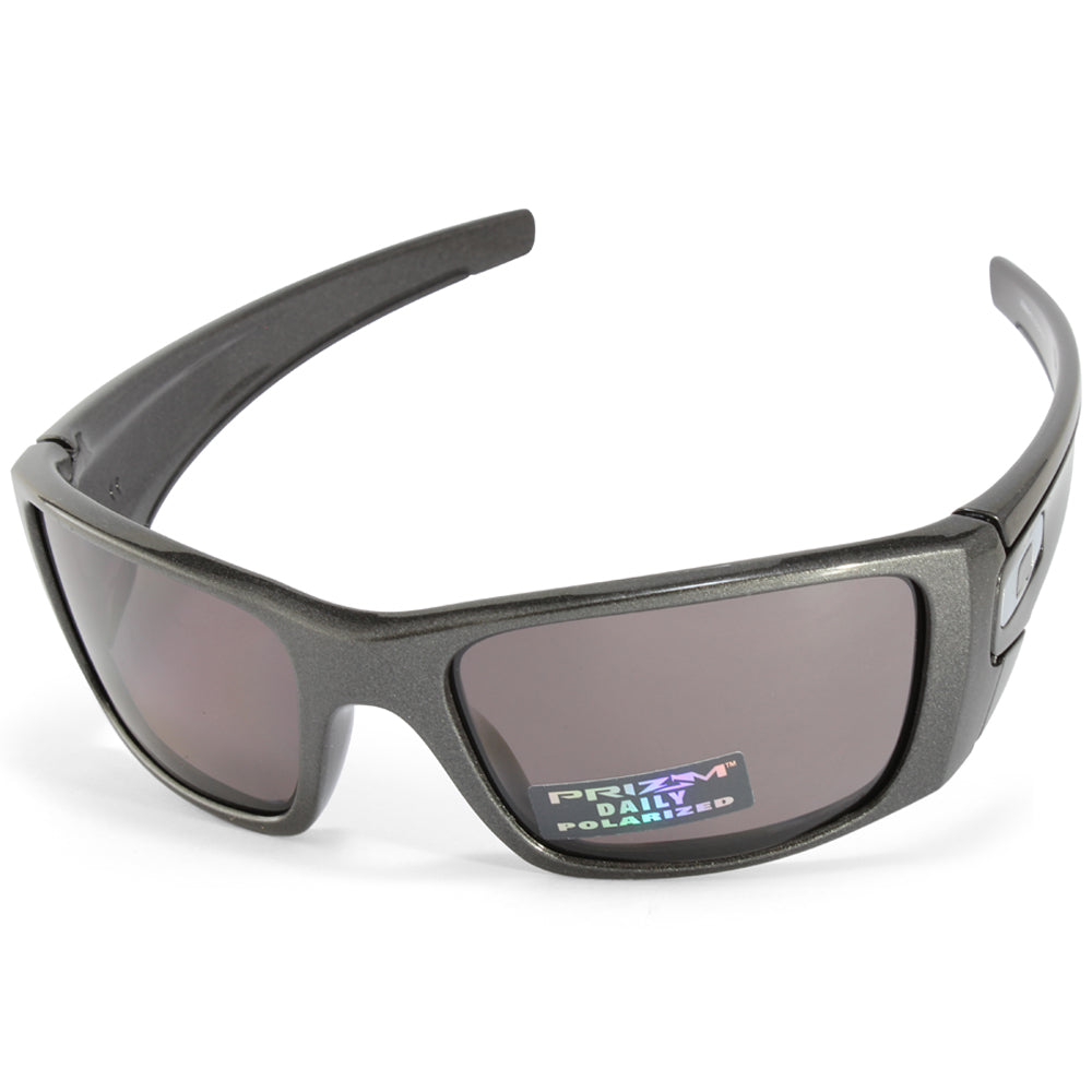 Oakley Fuel Cell OO9096-H7 Granite/Grey Prizm Daily Polarised Sunglasses