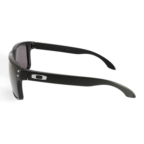 360857ceb4a Oakley Holbrook OO9102-01 Matte Black Warm Grey Sunglasses – xTrend