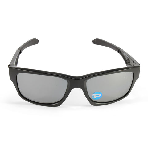 69daa633d3 ... Oakley Jupiter Squared OO9135-09 Matte Black Black Iridium Polarised  Sunglasses ...