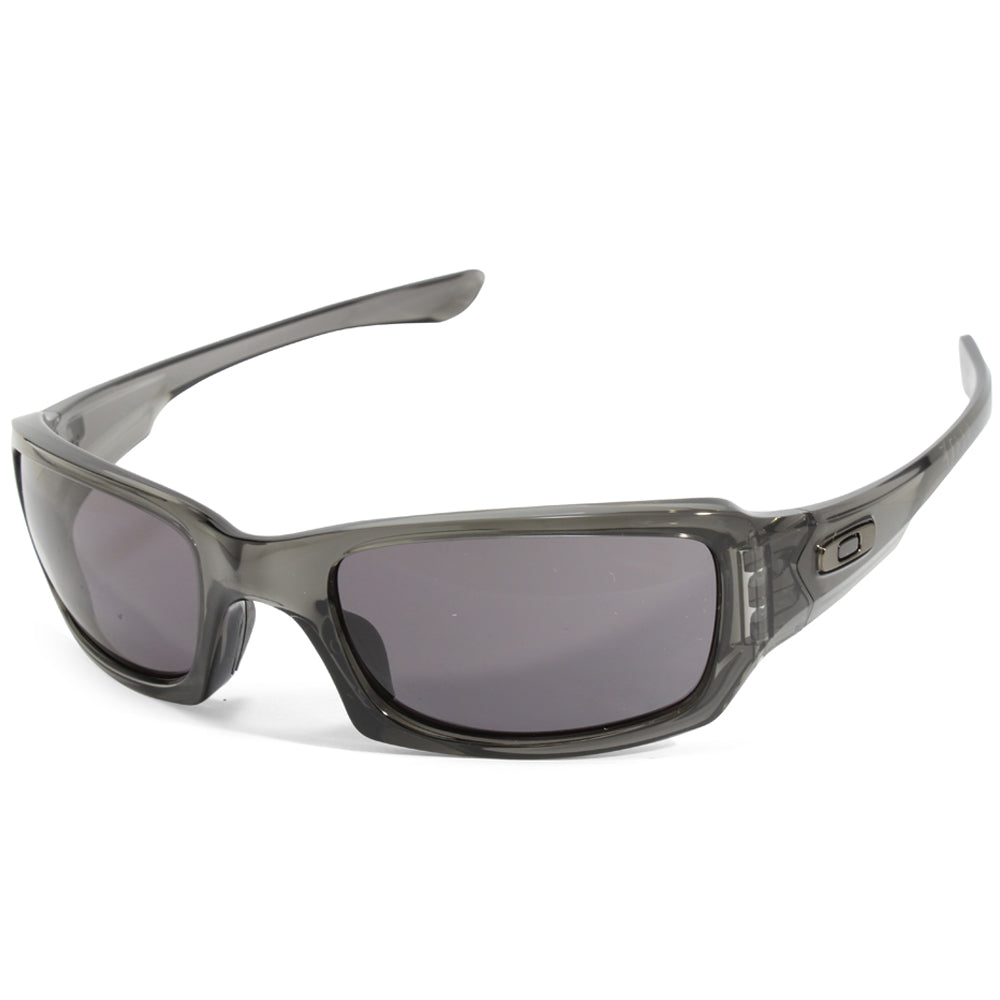c902116016e39 Oakley. Oakley Fives Squared OO9238-05 Grey Smoke Warm Grey Sunglasses