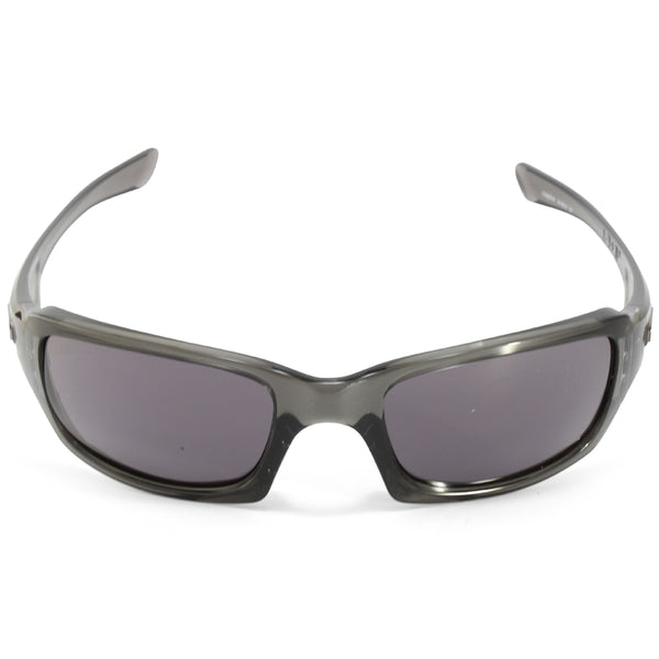 6b64326706e3c Oakley Fives Squared OO9238-05 Grey Smoke Warm Grey Unisex Sunglasses –  xTrend