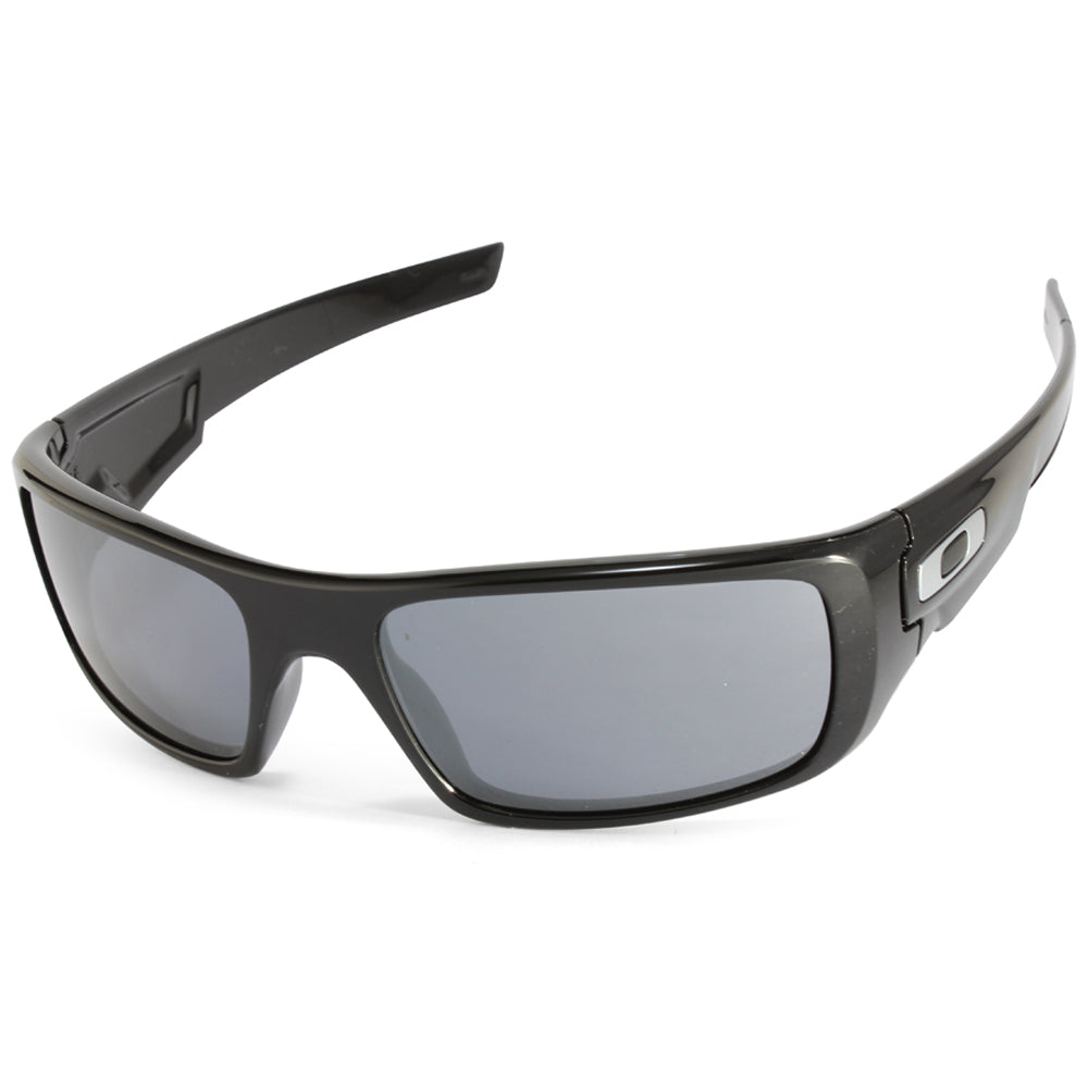 Oakley Crankshaft OO9239-01 Polished Black/Black Iridium Sunglasses