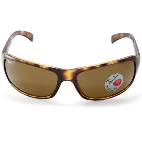 3a06694e76 ... 61mm polarized ba0c9 d8d12  purchase ray ban rb4075 642 57 polished  havana brown polarised unisex sunglasses e3f2d ec440