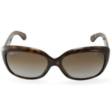 Ray-Ban RB4101 710/T5 Tortoise/Brown Gradient Polarised Women's Sunglasses