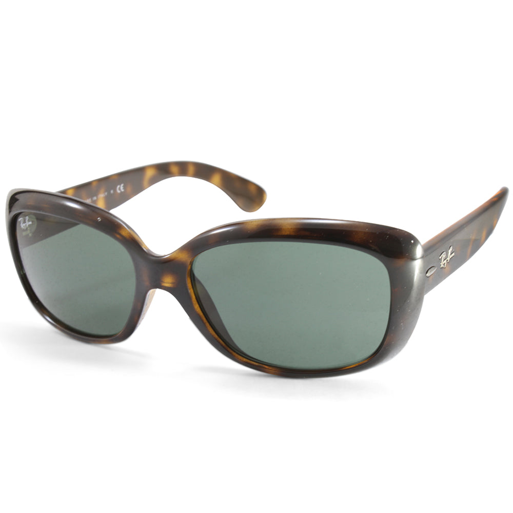 c7dee9b746 Ray-Ban Jackie Ohh RB4101 710 Light Havana Green Women s Sunglasses ...