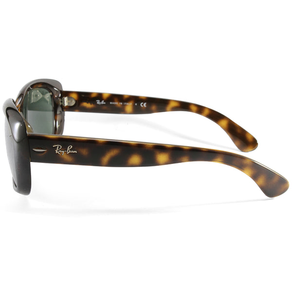 e4b65ba26a Ray-Ban Jackie Ohh RB4101 710 Light Havana Green Women s Sunglasses – xTrend