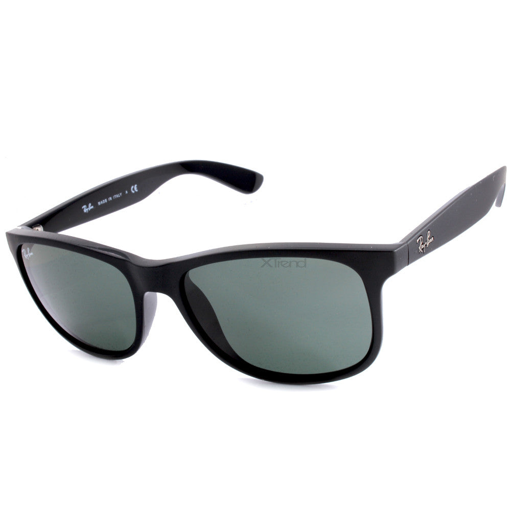 Ray-Ban Andy RB4202 606971 Matte Black/Dark Grey Men's Sunglasses