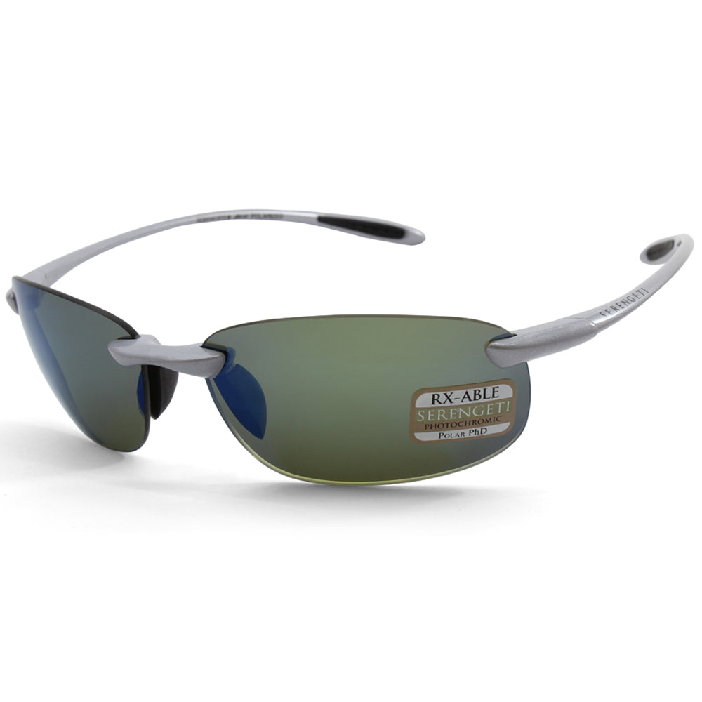 21ead6d395d5e Serengeti Nuvola 8289 Metallic Silver Blue Mirror Polarised Sunglasses –  xTrend